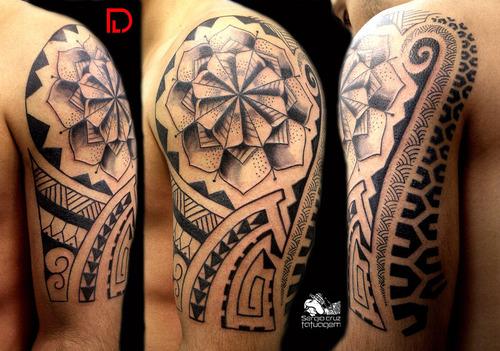 Татуировки маори значение фото и