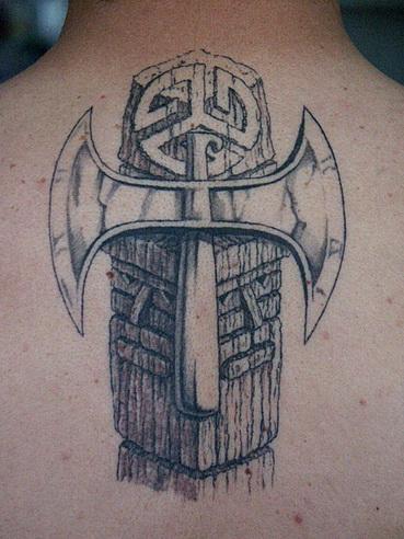 Славянские татуировки руны и